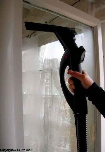 Comment nettoyer les miroirs et glaces et les cabines de douches les saunas et hammams...