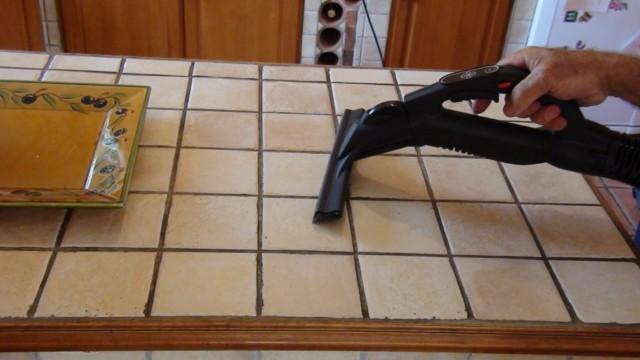 Comment bien nettoyer la cuisine fond avec un nettoyeur - Lessiver un plafond avec un nettoyeur vapeur ...