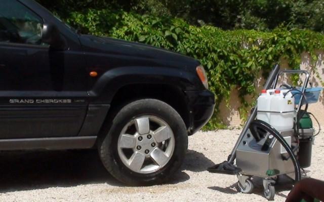 Nettoyeur Vapeur Professionnel Automobile