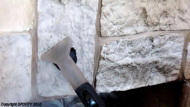 comment nettoyer une vitre d 39 insert de chemin e. Black Bedroom Furniture Sets. Home Design Ideas