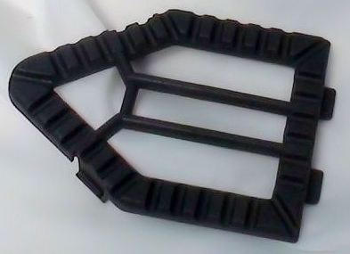 support lisse pour la brosse de nettoyage des tissus matelas si ges voiture aspirateur. Black Bedroom Furniture Sets. Home Design Ideas