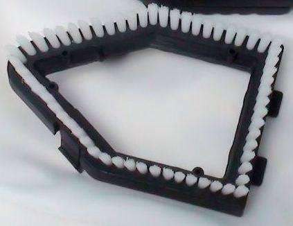 brosse souple pour nettoyage des tissus matelas si ges. Black Bedroom Furniture Sets. Home Design Ideas
